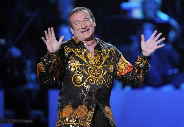 Remembering Robin Williams, the boisterous comedy star