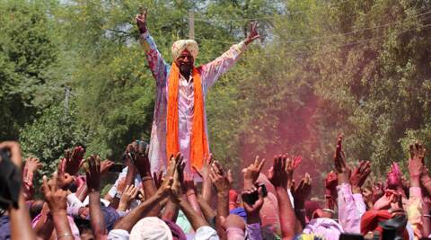 Congress's Harminder Singh Jassi was the only candidate who managed to save his security deposit by getting 25105 votes while the rest all 5 candidates lost their security deposit.