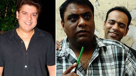 "Sajid said that ""it's getting too much for Sajid Khan... it's enough... just let him be now."""