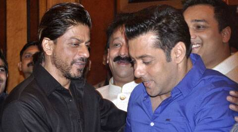 SRK and Salman's enmity and an eventual patch up has been a fodder for gossip in Bollywood for many years.
