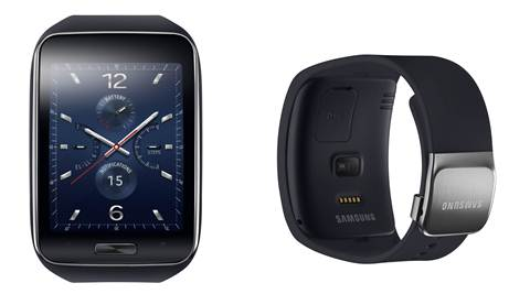 The Gear S will start selling in October, but there is no pricing available yet.