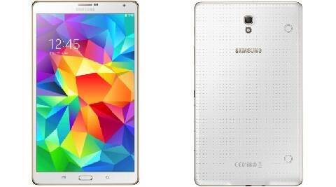 Samsung Galaxy Tab S offers premium features and is right up there among the top tablets in the market now.