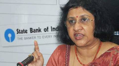 SBI reports profit on higher interest income. (Reuters)