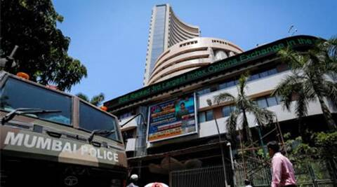 Indian shares fall nearly 1 per cent, snapping two days of gains.