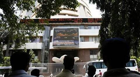BSE Sensex may start lower on profit-taking after hitting record highs for a second consecutive session. Reuters