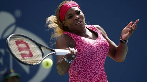 Williams dismissed 81st-ranked American Vania King 6-1, 6-0 in 56 minutes to reach the third round. (Source: AP)