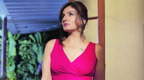 Raveena Tandon reflects  about her past and her lonely life