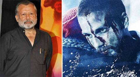 Pankaj Kapur has like his Shahid in 'Haider'.