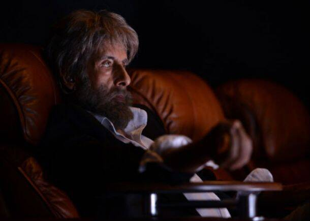 First look: Amitabh Bachchan with Dhanush and Akshara Haasan in 'Shamitabh'