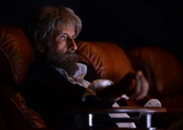 First look: Amitabh Bachchan with Dhanush and Akshara Haasan in 'Shamitabh'
