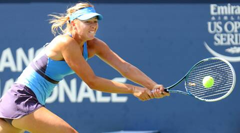 Maria Sharapova was far from sharp in her return (Source: USA Today Sports)