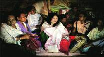 Her tube off, fast still on, Irom Sharmila is free