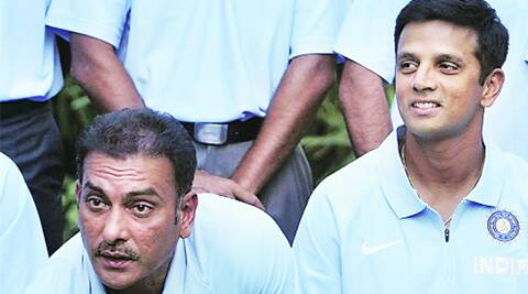 Talking about the appointment of Ravi Shastri as Team Director after India lost the fifth and final Test, Dravid said that there is no problem if people want to make changes, it's part of professional sport. (Source: File)