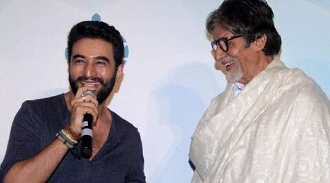 """I am Amitabh Bachchan's  fan and love his voice,"" said Shekhar."