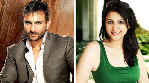 Parineeti may be disappointed to hear that her film with Saif Ali Khan has been currently put on hold.