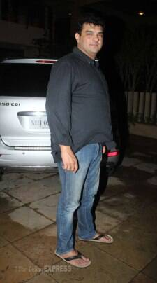 Siddharth Roy Kapur celebrates birthday sans wife Vidya
