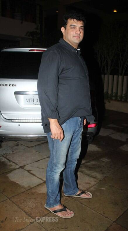 Siddharth Roy Kapur celebrates birthday sans wife Vidya