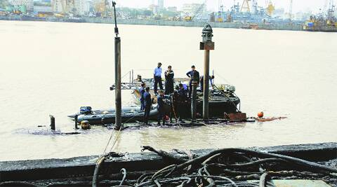 Explosions in the torpedo compartment of the submarine on the intervening night of August 13-14 last year claimed lives of 18 sailors. Express Archive