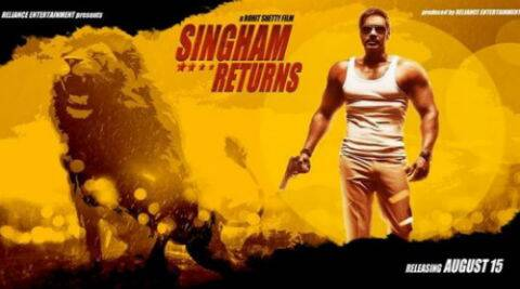 "As expected, Ajay Devgn-starrer ""Singham Returns"" received a roaring response on its opening day, registering a collection of Rs.32.09 crore on day one."
