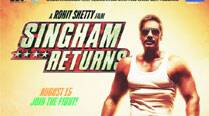 Singham Returns / Power-less tunes