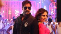 Watch: Ajay, Kareena in 'Aata Majhi Satakli' from 'Singham Returns'