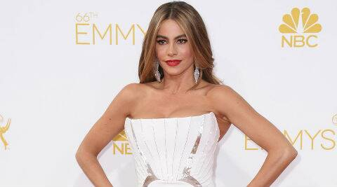 Sofia Vergara  said people should have a sense of humour and not take such acts seriously. (Source: AP)