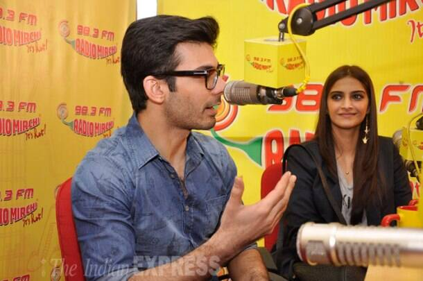 New RJs on the block - Fawad, Sonam; 'Mardaani' Rani meets the press