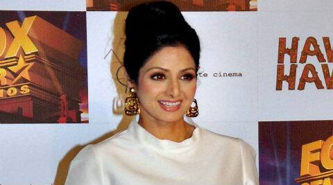Sridevi featured in Tamil movies like 'Muruga' and 'Pagalil Oru Iravu'.