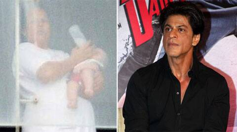 4a02480fd0 Shah Rukh and Gauri s youngest child AbRam was born through surrogacy in  May last year.