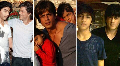 Shah Rukh Khan feels that father-son relationship should be that of friends.