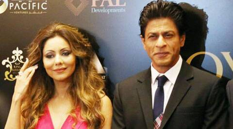 King Khan  launched the real estate project named 'Royal Estates - Shah Rukh Khan'.
