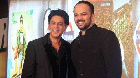 Rohit Shetty says so far he has only signed Shah Rukh Khan for the new film.