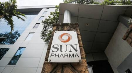 Sun Pharma, Sun Pharma shares, Sun Pharma shares up, USFDA, USFDA nod, USFDA nod to sun pharma, bromsite, stock, business news, BSE, NSE