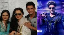 Rekha's 'Super Nani' to clash with Shah Rukh Khan's 'Happy New Year'
