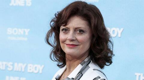 Susan Sarandon's Manhattan home has been burgled. (Source: Reuters)