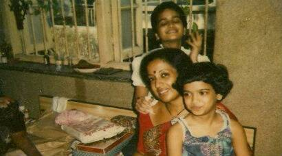 Can you guess who these three beautiful little girls are?