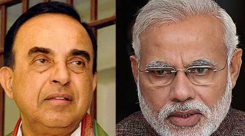 Swamy said, may issue notice to the hereditary supervisor of Babri Masjid asking him to formally withdraw his claim to the Ram Janmabhoomi.
