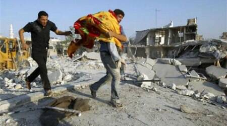United Nations: death toll from Syrian civil war tops 191,000