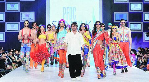 Rizwan Beyg's designs are inspired by Pakistan's truck art