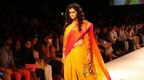 Shubha Mudgal's music, Taapsee Pannu enliven LFW ramp