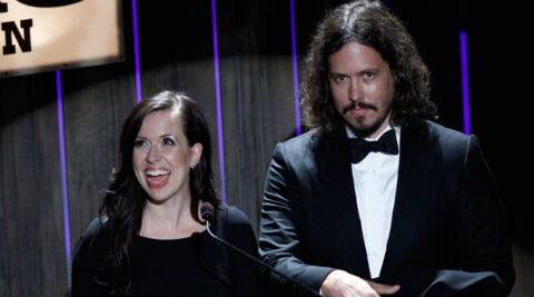 The Civil Wars had been on hiatus since 2012. (Source: Reuters)