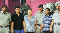 Gang of three thieves who posed as domestic servants arrested