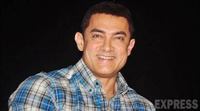 After 'PK' poster, Aamir now turns his attention to 'Satyamev Jayate'