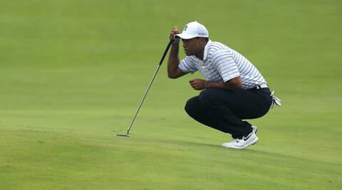 Tiger Woods has struggled for form since recovering from back surgery in late March (Source: Reuters)