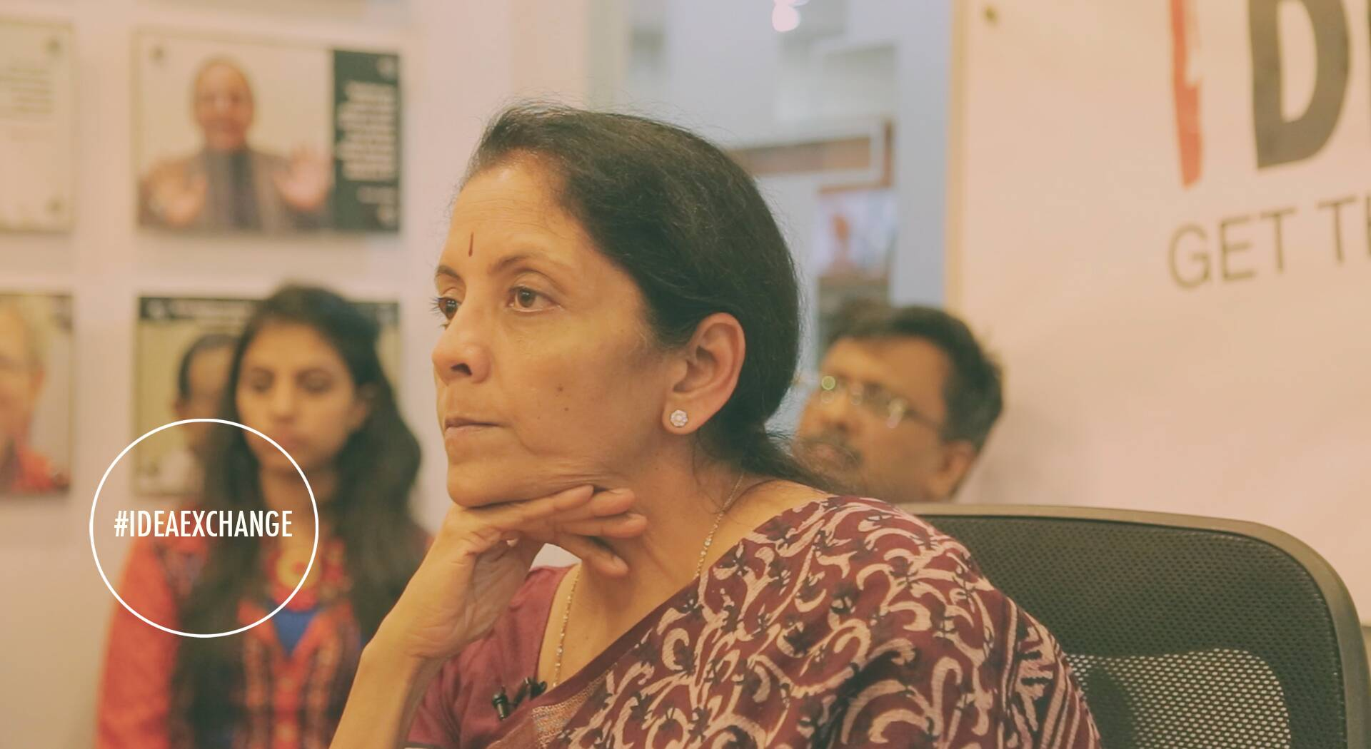 Nirmala Sitharaman on the Leader of the Opposition controversy