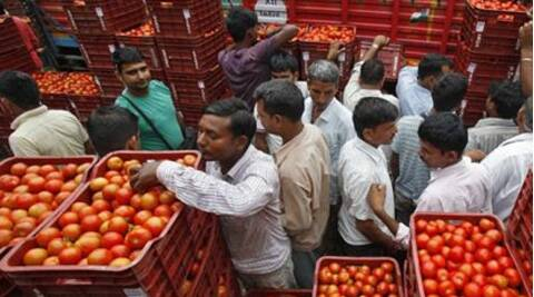 India is the world's second-biggest producer of fruit and vegetables after China. (Reuters)