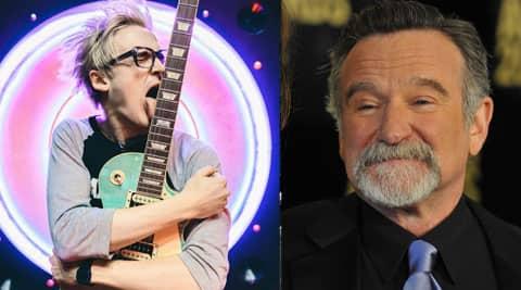 McFly guitarist Tom Fletcher has blasted radio presenter Alan Brazil for describing actor Robin Williams' death 'diabolical'.