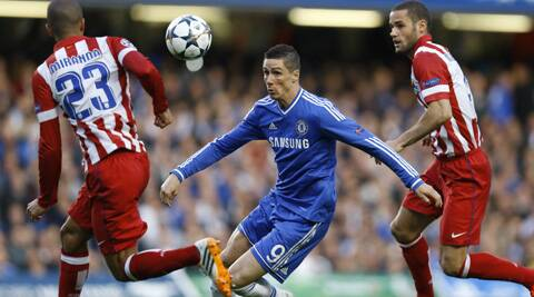 Torres, 30, moved to Chelsea from Liverpool for 50 million pounds (.8 million) in 2011. He helped the Londoners win the Champions League the following year. (Source: AP)