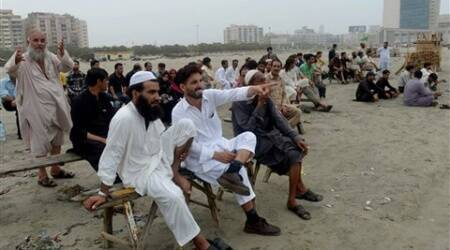 Dozens of people drowned in the rough Arabian sea around Karachi on Eid day last Tuesday when thousands went to the beaches to celebrate their holidays.