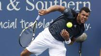 Days after victory, giant killer Tsonga fallsearly